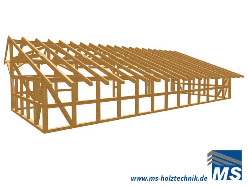 Niedlich Pavillon Dachstuhl Galerie Rahmen Ideen
