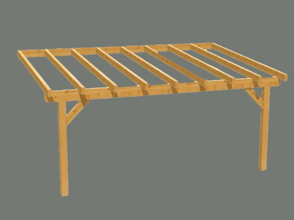 TerrassenUberdachung Holz Zeichnung ~ Terrassenüberdachungen und Eingangsüberdachungen aus Holz  MS